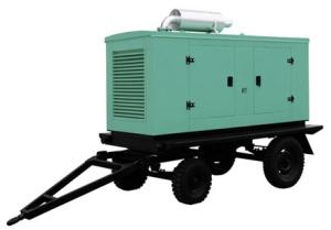 移动柴油发电机组出现水温偏高的原因