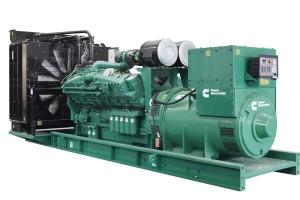 康明斯柴油发电机组的维护要点